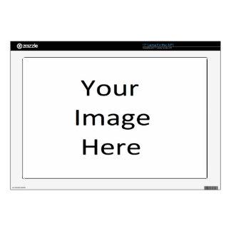Plantilla de la piel del ordenador portátil de 17  43,2cm portátil calcomanías