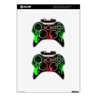 Plantilla de la piel del regulador de Xbox 360 - m Mando Xbox 360 Skins