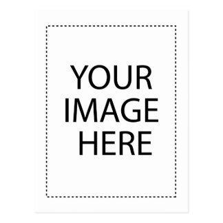 Plantilla de la postal del código de QR