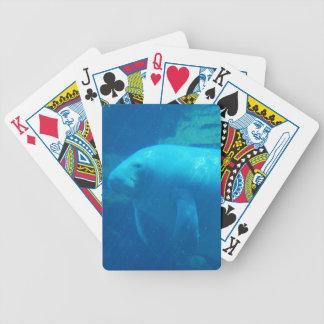 Plantilla de la tarjeta de la bicicleta - modifica baraja cartas de poker