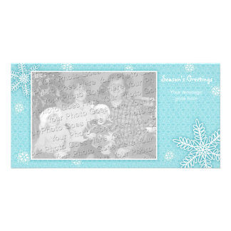 Plantilla de la tarjeta de la foto del día de fies tarjetas fotográficas personalizadas