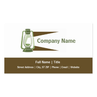 Plantilla de la tarjeta de visita del logotipo de