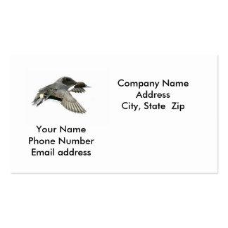 Plantilla de la tarjeta de visita