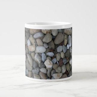Plantilla de la textura de la roca taza grande