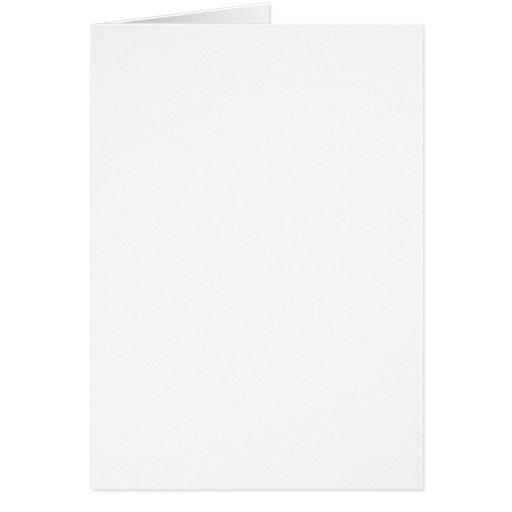Plantilla de la vertical de la tarjeta de felicita