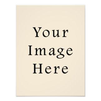 Plantilla de marfil del espacio en blanco de la te fotografía