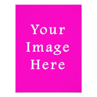 Plantilla de neón del espacio en blanco de la tend fotografía