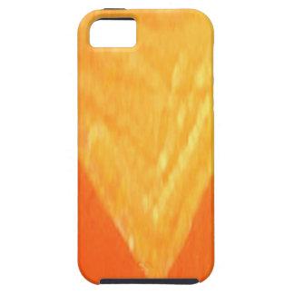 PLANTILLA de oro de los REGALOS de los saludos n iPhone 5 Case-Mate Coberturas