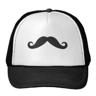Plantilla de Qpc del bigote Gorra