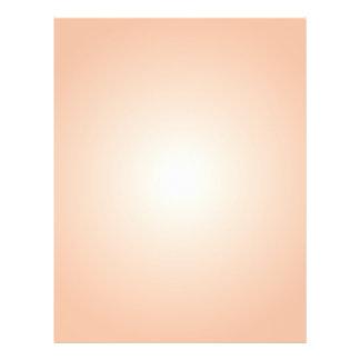 Plantilla del aviador: Pendiente radial: Anaranjad Flyer A Todo Color