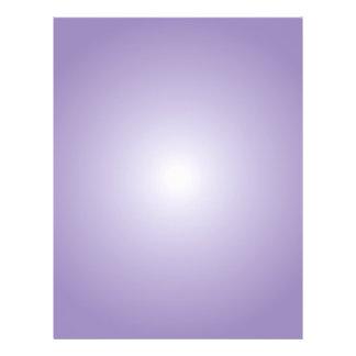 Plantilla del aviador: Pendiente radial: Púrpura Flyer A Todo Color