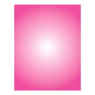 Plantilla del aviador: Pendiente radial: Rosa Tarjetones