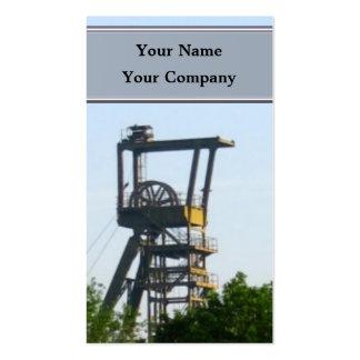 plantilla del businesscard tarjeta personal