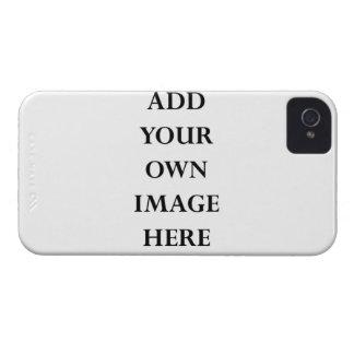 plantilla del caso del iPhone 4 apenas allí horizo Case-Mate iPhone 4 Cárcasa