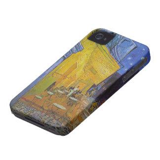 Plantilla del caso del iPhone 4 de la bella arte d Case-Mate iPhone 4 Funda
