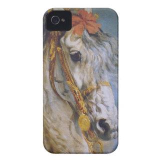 Plantilla del caso del iPhone 4 de la bella arte d Case-Mate iPhone 4 Cárcasa