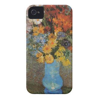 Plantilla del caso del iPhone 4 de la bella arte d Case-Mate iPhone 4 Carcasas