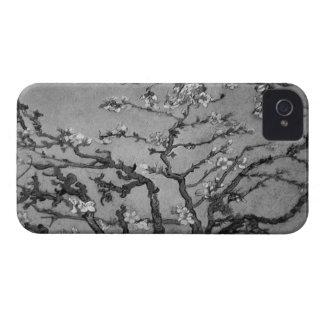 Plantilla del caso del iPhone 4 de la bella arte d iPhone 4 Cárcasa