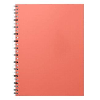 Plantilla del espacio en blanco de la tendencia de libro de apuntes