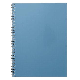 Plantilla del espacio en blanco de la tendencia de cuaderno