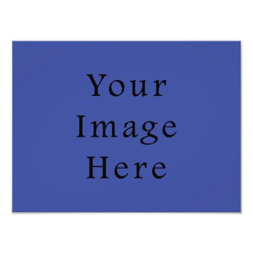 Plantilla del espacio en blanco de la tendencia de impresión fotográfica