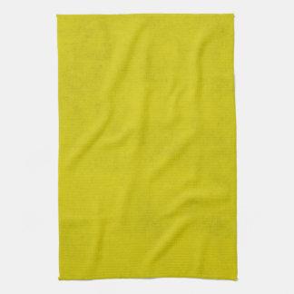 Plantilla del fondo del pergamino del amarillo del toallas