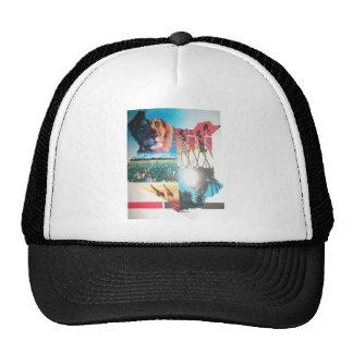 Plantilla del gorra de Jambo Kenia Hakuna Matata
