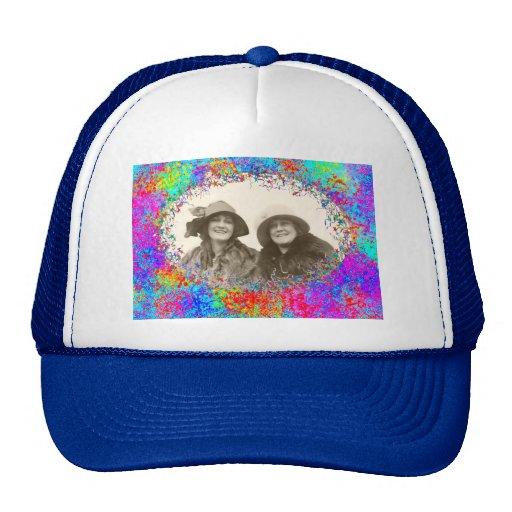Plantilla del gorra de la celebración