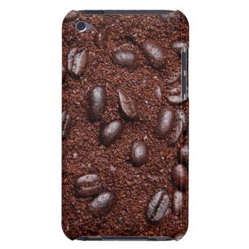 Plantilla del grano de café - modificada para requ Case-Mate iPod touch cobertura