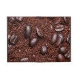 Plantilla del grano de café - modificada para requ iPad mini protectores