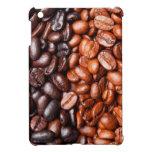Plantilla del grano de café - modificada para requ iPad mini cárcasas