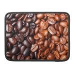 Plantilla del grano de café - modificada para requ fundas macbook pro