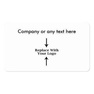 Plantilla del logotipo de la tarjeta de visita