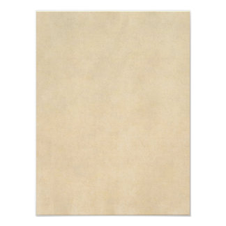 Plantilla del pergamino del cuero del moreno del a póster