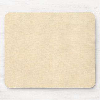 Plantilla del pergamino del cuero del moreno del a mouse pad