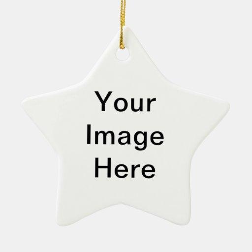 Plantilla del regalo del vintage ornamento de navidad