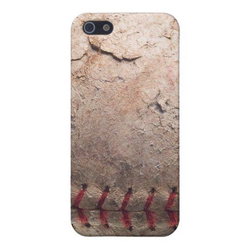Plantilla del softball - modificada para requisito iPhone 5 protector