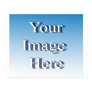 Plantilla dinámica de la imagen postal