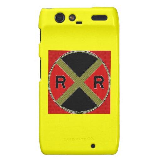 Plantilla Droid RAZR Co de Droid Razr QPC - modifi Motorola Droid RAZR Funda