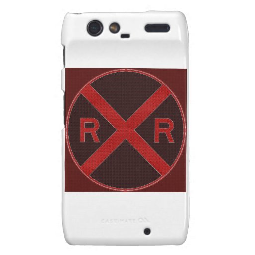 Plantilla Droid RAZR Co de Droid Razr QPC - modifi Motorola Droid RAZR Carcasas