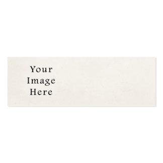 Plantilla en blanco de papel del vintage del top 1 plantilla de tarjeta de negocio