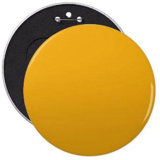 PLANTILLA en blanco del oro: Añada el texto, Pin Redondo 15 Cm