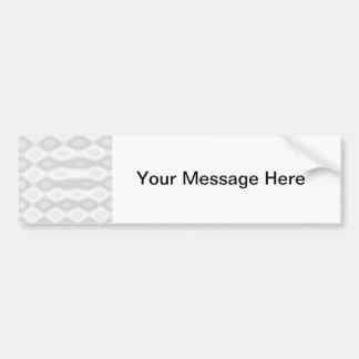 Plantilla en blanco rápida y fácil etiqueta de parachoque