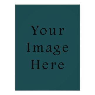 Plantilla esmeralda profunda del espacio en blanco fotografías