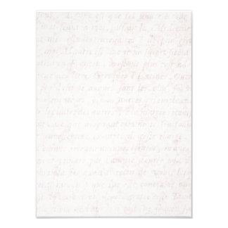 Plantilla francesa del documento de información cojinete