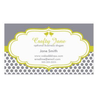 Plantilla fresca elegante del diseño de la tarjeta tarjetas de visita