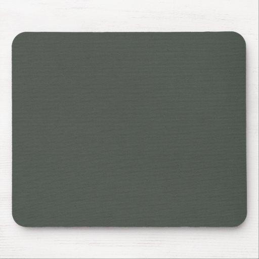 PLANTILLA GRIS GRIS SÓLIDA sólido-gris TEX del FON Mouse Pad