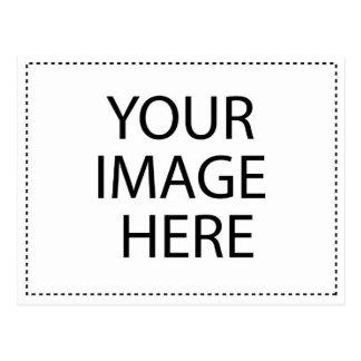 Plantilla horizontal de la postal postcard