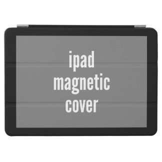 Plantilla horizontal del ajuste de la cubierta cover de iPad air