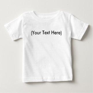 Plantilla infantil de la camiseta